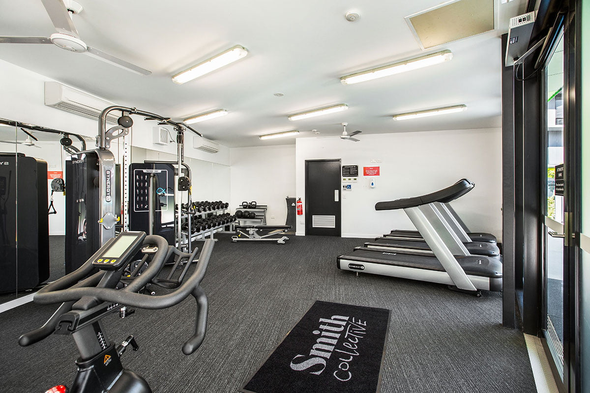 southport apartments for rent with Gym