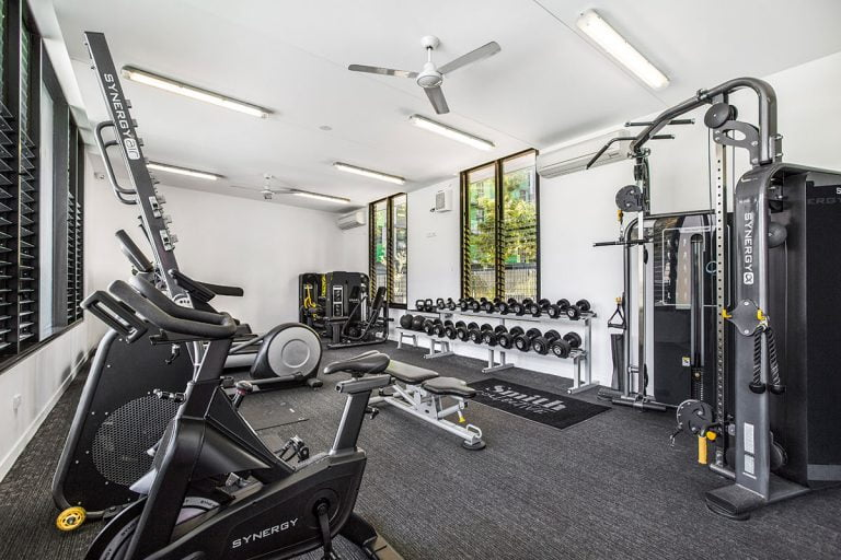Southport Rental Properties - Gym