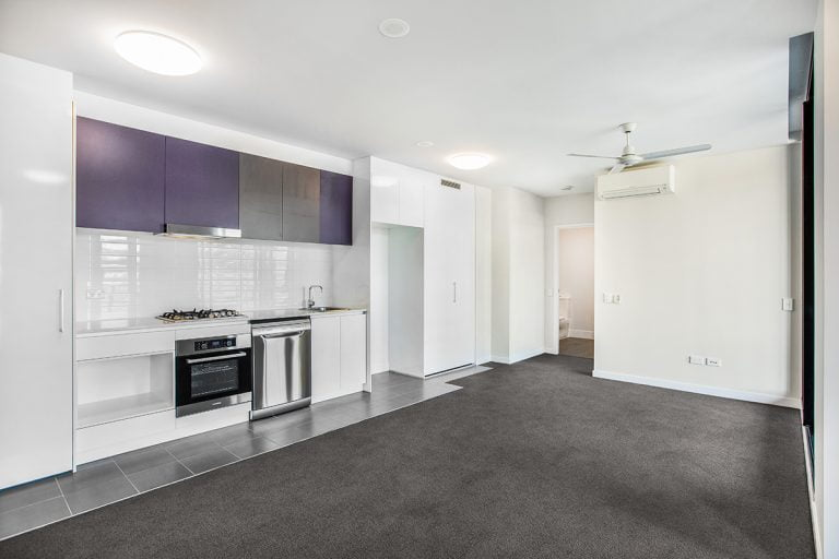 2 bed apartments Kitchen southport