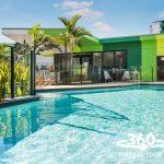 rental properties southport - pool