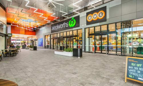Woolworths-Entry